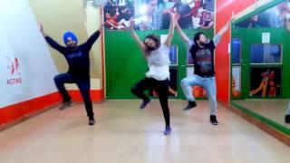 Choorhey Wali Bahh | Mankirt Aulakh | Wingz Bhangra Fever | Latest Punjabi Song 2017 | Steps