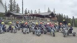 Sommerspaß am Spitzingsee: Mountaincarts vorgestellt (Teil 1)