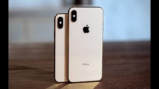 UNBOXING NEW iPhone XS MAX GOLD 2018