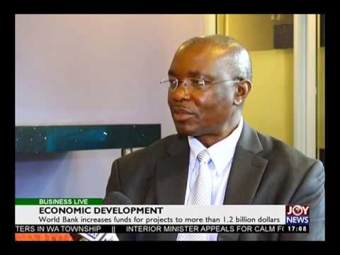 Economic Development - Business Live on JoyNews (3-4-17)