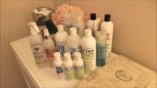 Shampoos and Conditioners We've Used