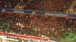 RCK supporter rennais face a saint etienne 08/03/2013 + dj miss blue