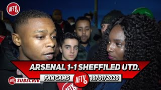 Arsenal 1-1 Sheffield United | It's Europa League Or Bust! (Deluded Gooner)