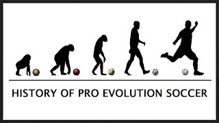 History of [PES] Pro Evolution Soccer (Winning Eleven) 1995 - 2015 (20th Anniversary)
