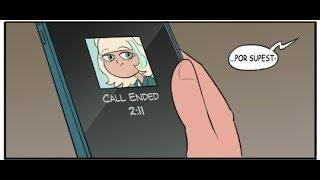 Star vs. Las Fuerzas Del Mal Distanciados Comic en Espanol