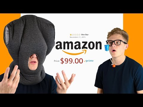 I Bought Amazon Prime's WEIRDEST Products (and this is what happened)