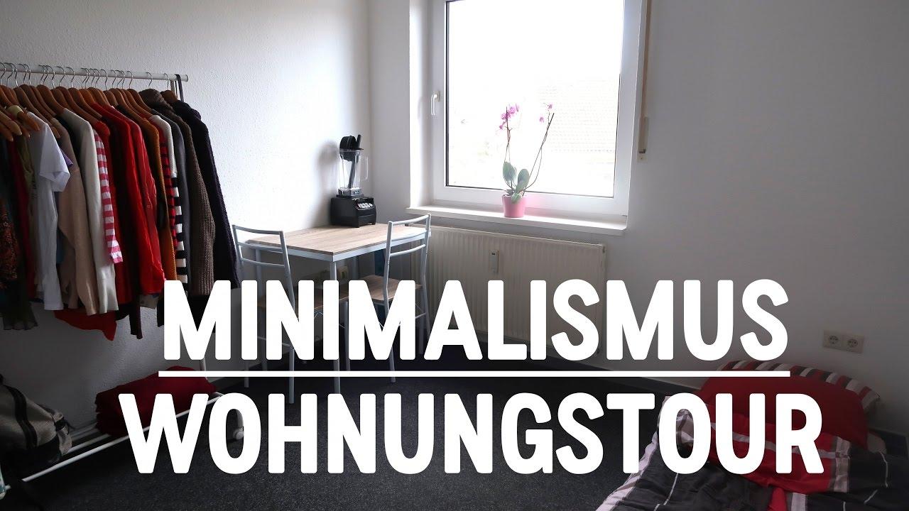 Minimalismus wohnungstour leben auf 17m warum ich auf for Youtube minimalismus