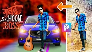 Mobile editing in picsArt | Best CB Manupulation | vk EdiTion
