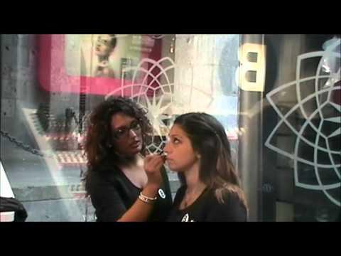 milano fashion week settembre 2012.....la mia esperienza.flv