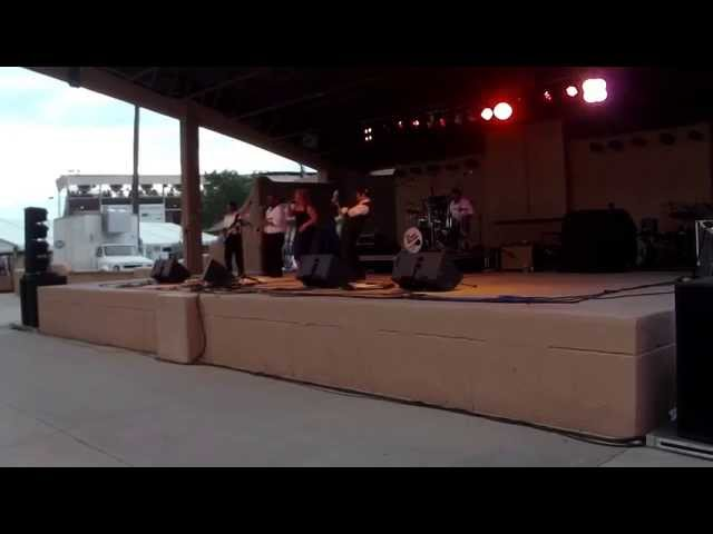 The Stormin Machines - Colorado State Fair - 08/31/14
