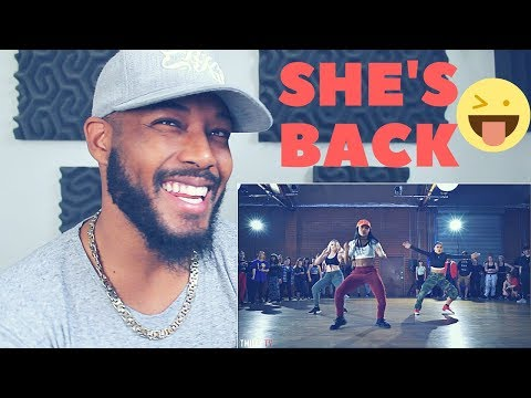 Ciara - Ride - Choreography by Jojo Gomez - Filmed by Tim Milgram (Reaction)