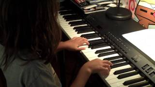 Martha My Dear Piano Intro