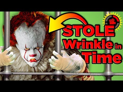 Film Theory: Did Stephen King Steal IT? (A Wrinkle In Time)