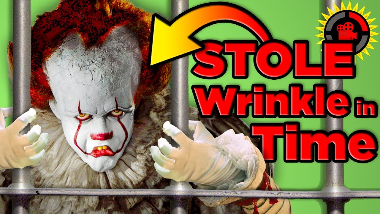 Film Theory: Is PENNYWISE In A Wrinkle In Time? (Stephen King Connected Universe Theory)
