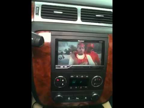 2014 Chevrolet Silverado Wiring Diagram Pioneer Avh 4300dvd In 2007 Tahoe Youtube