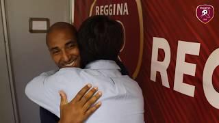 """Reginaldo: Finalmente sono un giocatore della Reggina"""""""