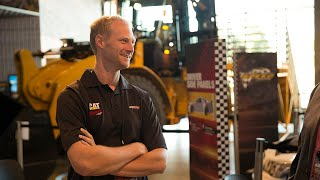 26 Years of Cat® Racing at the Caterpillar Visitors Center