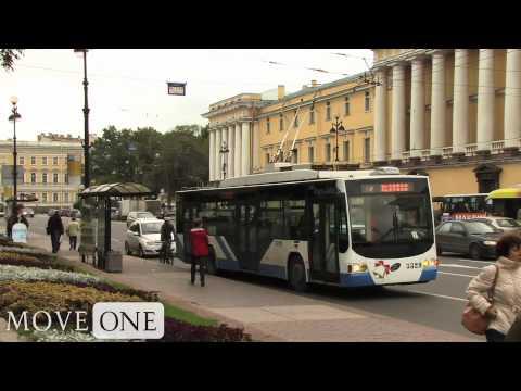 Living in St. Petersburg: Transportation