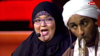 اسكتش محمد علي في برنامج نجم الكوميديا HD