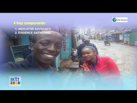 YAS! Network /ACT! 2030 Youth Friendly Health Services in Kenya Documentary