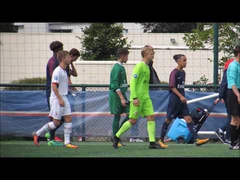 #U17 Championnat Nat PSG vs LOSC