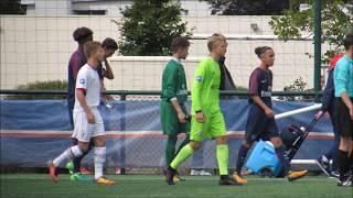 #u17 championnat nat psg 2-0 losc