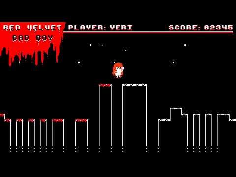 BAD BOY, Red Velvet - 8 bits