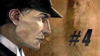 Шерлок Холмс. Пять египетских статуэток. Прохождение. Часть 4