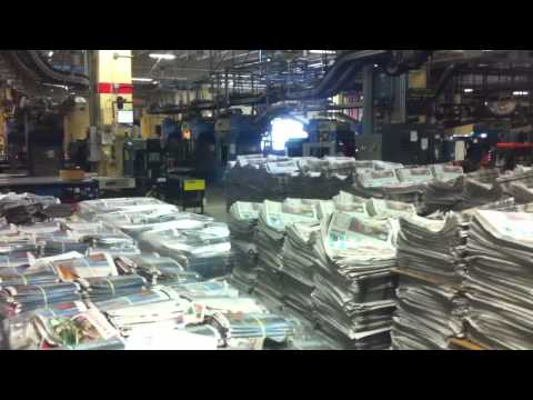 Why Is The Newspaper Business Dying?