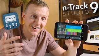 N-TRACK 9 - make music on Android and iOS