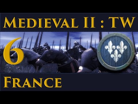 Medieval II: Total War France Campaign Part 6