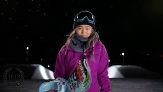Chloe Kim Highlights Winter Olympics 2018