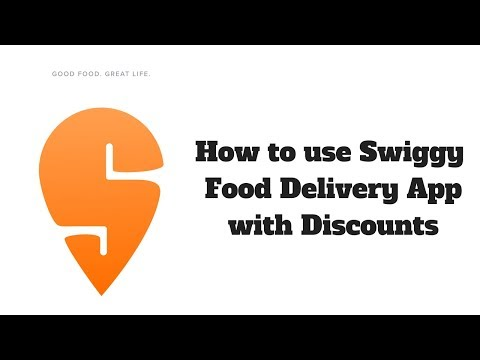 How to use Swiggy Food Delivery App || Order Delicious Food with discounts  ||