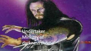 Undertaker ministry of darkness theme - download link mp3
