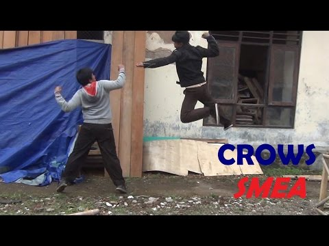CROWS SMEA - CROWS ZERO INDONESIA (CROWS ZERO 4)