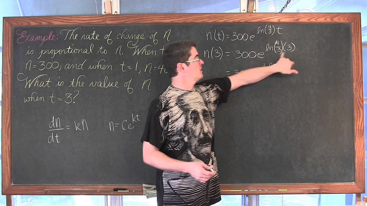 Separable Differential Equations worksheets videos solutions – Separable Differential Equations Worksheet