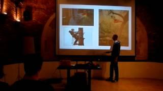 Арбористика - работа и отдых на деревьях (лекция)(Лекция про работу и отдых на деревьях в кафе-клубе