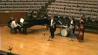 Toot Suite:  II. Mystique (Bolling)  -  Andrew Bishop, Trumpet