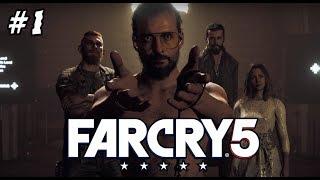 СЮЖЕТ ЗАВОРАЖИВАЕТ | Far Cry 5