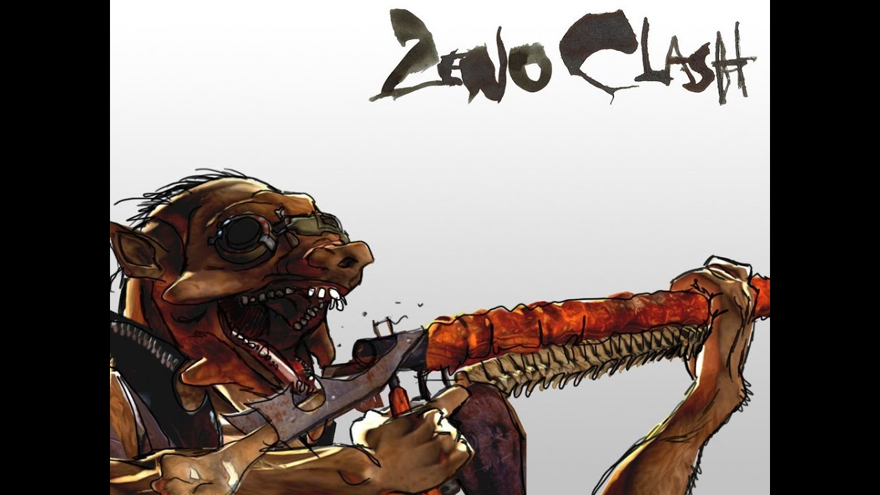 скачать игру Zeno Clash - фото 10