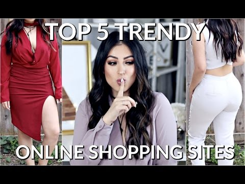 BEST TRENDY ONLINE SHOPPING SITES: My SECRETS & HACKS