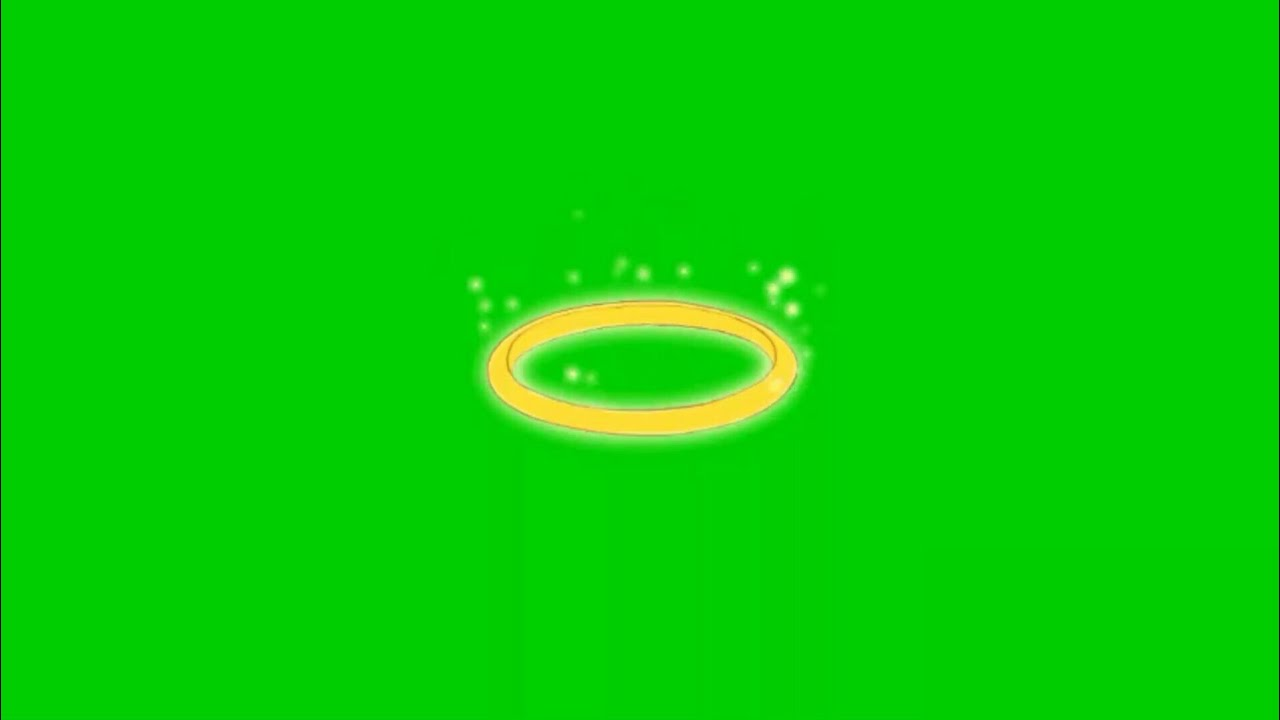 Green screen Angel Halo with sound HD fx effect  An Incredible effect that  MUST WATCH by everyone