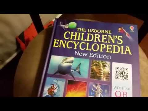 Usborne Books Children's Encyclopedia!