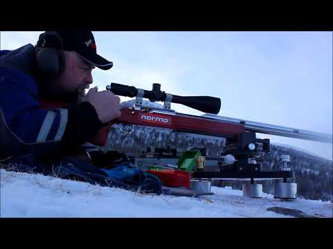 Long Range Rondane nr108 Visit from a dedicated shooter 1000m