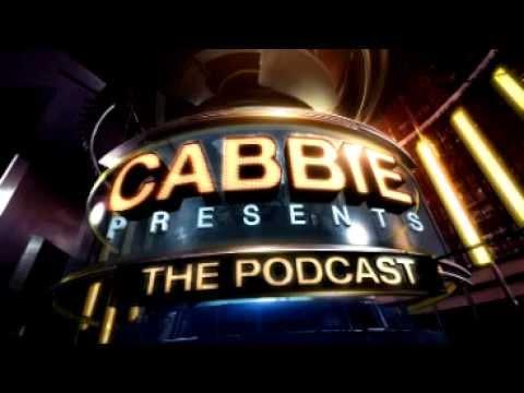 Cabbie Prsents: The Podcast - Kardinal Offishall