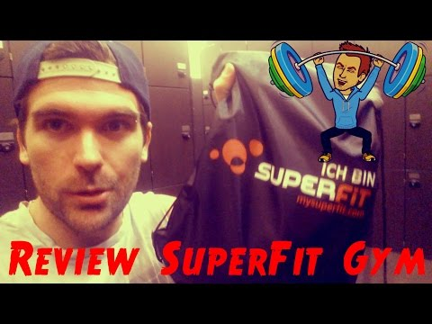 SuperFit Gym Berlin Review - Start the New Year Positively with joining a gym!