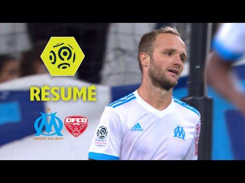 Olympique De Marseille - Dijon FCO (3-0)  - Résumé - (OM - DFCO) / 2017-18