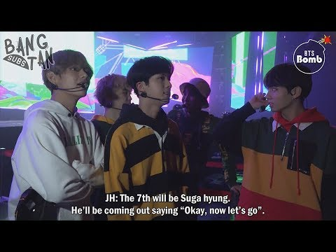 [ENG] 171028 [BANGTAN BOMB] Behind the stage of '고민보다Go' @BTS DNA COMEBACK SHOW - BTS (방탄소년단)