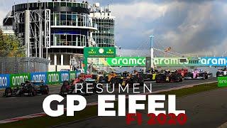 Resumen del GP de Eifel - F1 2020