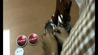 cara membuat pin bross